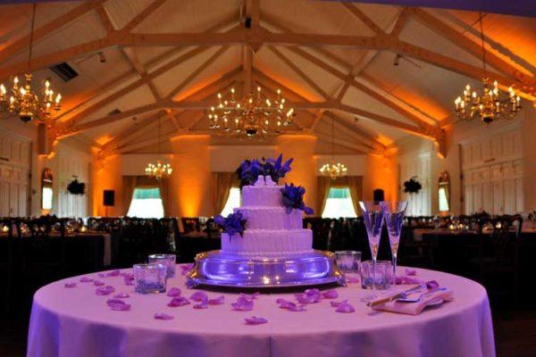 Cincinnati Wedding Lighting